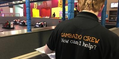 Jobs at Gambado London - Receptionist