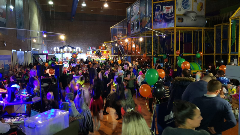 2021 Halloween Party - book now!