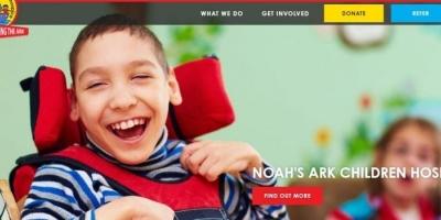 Gambado Watford supporting Noah's Ark Hospice