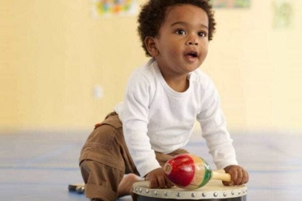 Play & Music Classes for 0-5 years