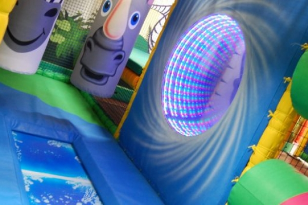 NEW EQUIPMENT AT OUR INDOOR PLAY CENTRE