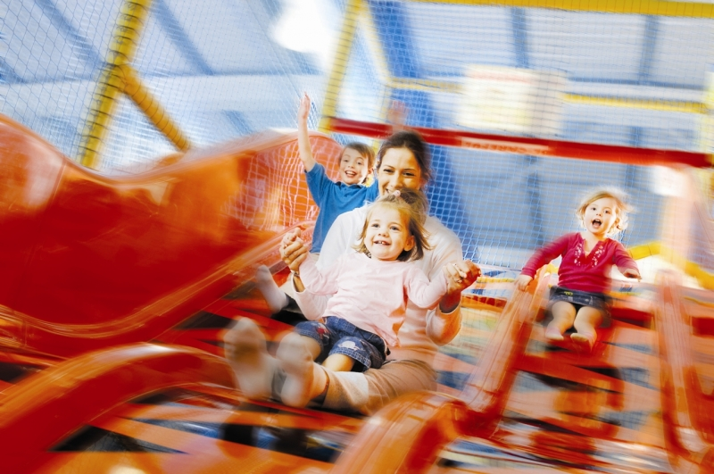 ADMISSION FOR 1 CHILD & 1 ADULT JUST £6