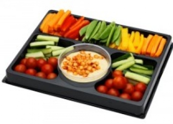 Adult Crudite Snack Platter (serves 10-12)