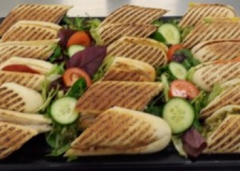 Mixed Panini Platter (Serves 10)