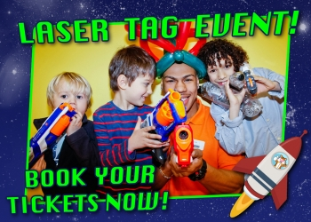 Laser Tag Event