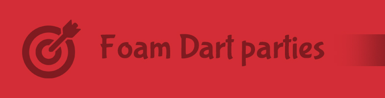 Foam Dart Party
